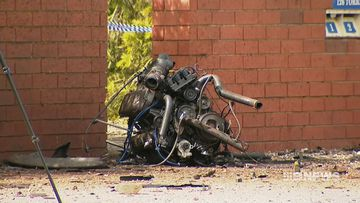 Engine ripped from car in high-speed crash that killed young man