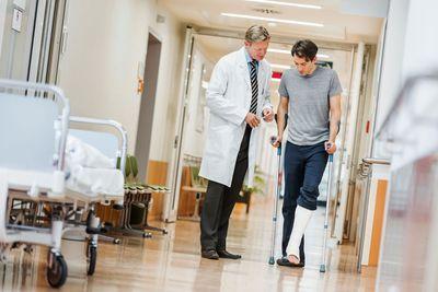 5. Getting injured