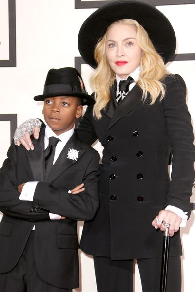 """<p>Singer Madonna is single mother to Lourdes, 20, Rocco, 16, David, 11 (pictured), Mercy James, 11 and twins Stelle and Estere, four years. The material girl once told UK paper, The Sun that sometimes her """"head is going to explode"""" from the stress of balancing being a superstar and raising her brood. """"Sometimes I cope with it very well, sometimes it's a struggle,"""" she told the publication.</p>"""