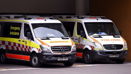 Man and woman charged over allegedly assaulting paramedics