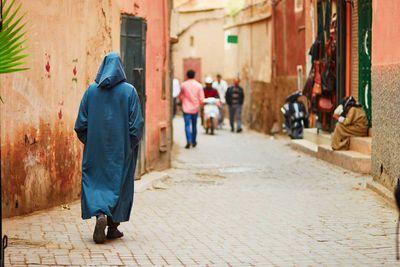 Ekaterina Pokrovsky — Marrakesh, Morocco