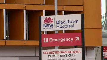 Two people admitted to Blacktown Hospital after contracting rare flesh-eating disease