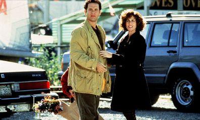 Tom Hanks, Rita Wilson, relationship timeline, Sleppless in Seattle