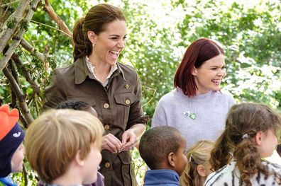 Kate Middleton becomes a TV presenter on children's show Blue Peter