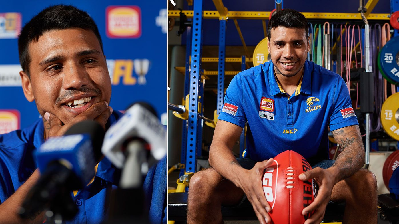 'Tears of joy': Tim Kelly reveals family sacrifice behind West Coast move from Geelong