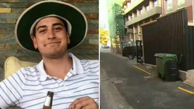 Man fighting for life after laneway assault