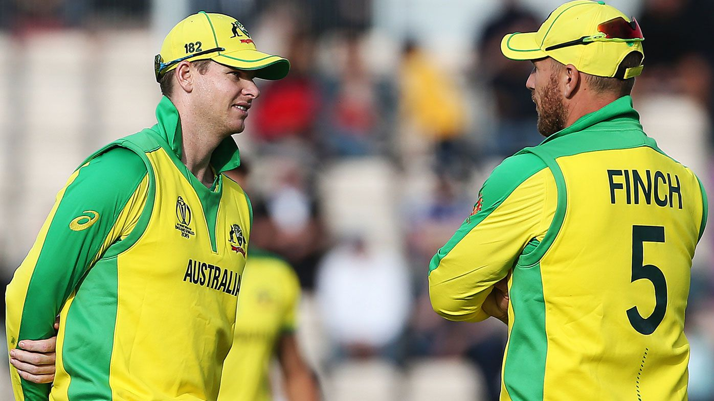 Steve Smith can help Aaron Finch's captaincy, says Aussie fielding coach Brad Haddin
