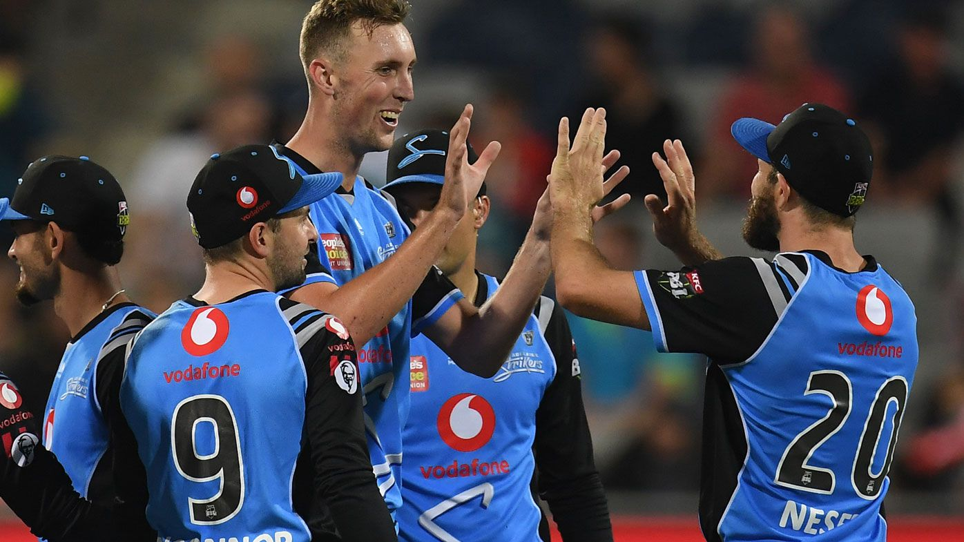Strikers hand Renegades another BBL loss