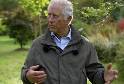 Prince Charles reveals 'climate friendly' diet, October