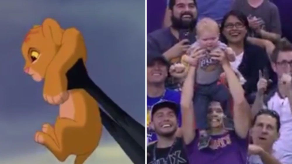 'Lion King cam' gets thumbs up from fans