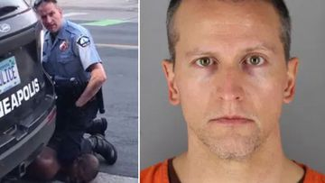George Floyd died after police officer Derek Chauvin knelt on his neck for nearly nine minutes.