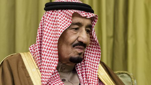 Locals outraged after French beach closed for Saudi king visit