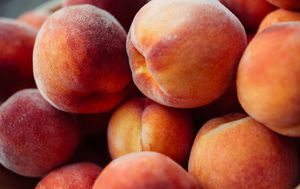Peaches recalled across US with salmonella in 12 states