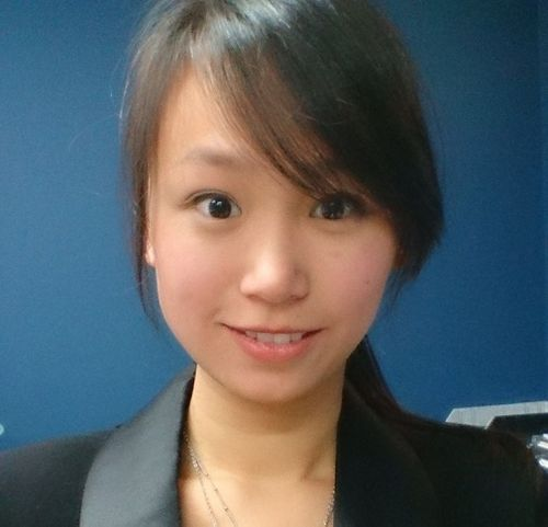 Louisa Huang was struck by Mazbouh's car and later died in hospital. (AAP)