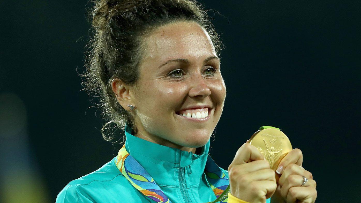 Pentathlon gold medallist Chloe Esposito pregnant, out of Tokyo 2020 Olympics