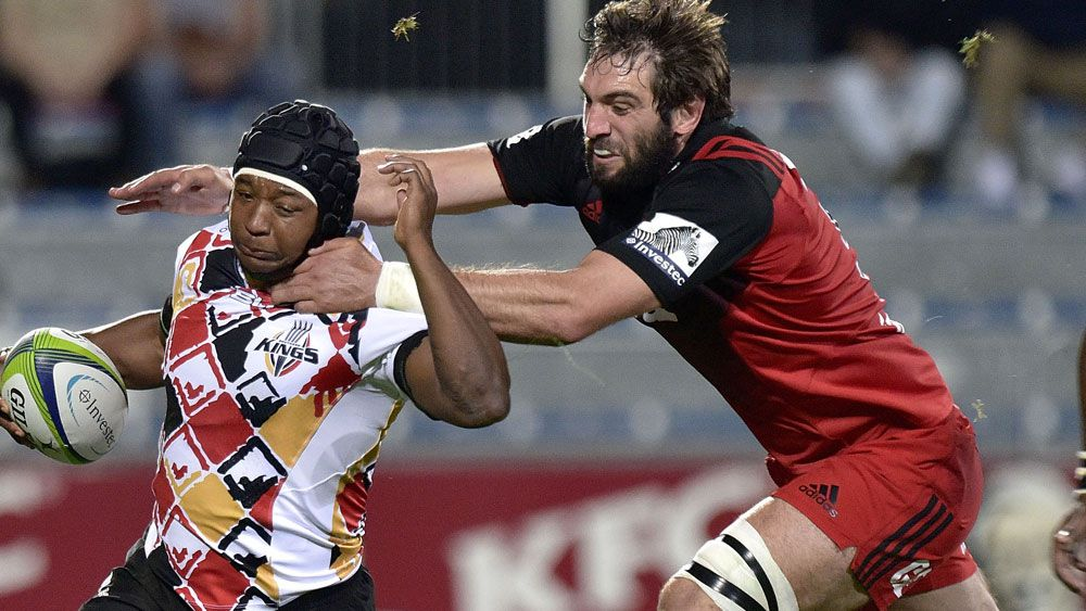 Crusaders give Kings a Super Rugby hiding