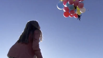 The Today hosts wants to take to the skies - balloons in hand.
