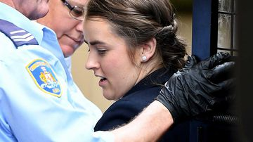 Irish national Cathrina Cahill is accused of killing her fiance.