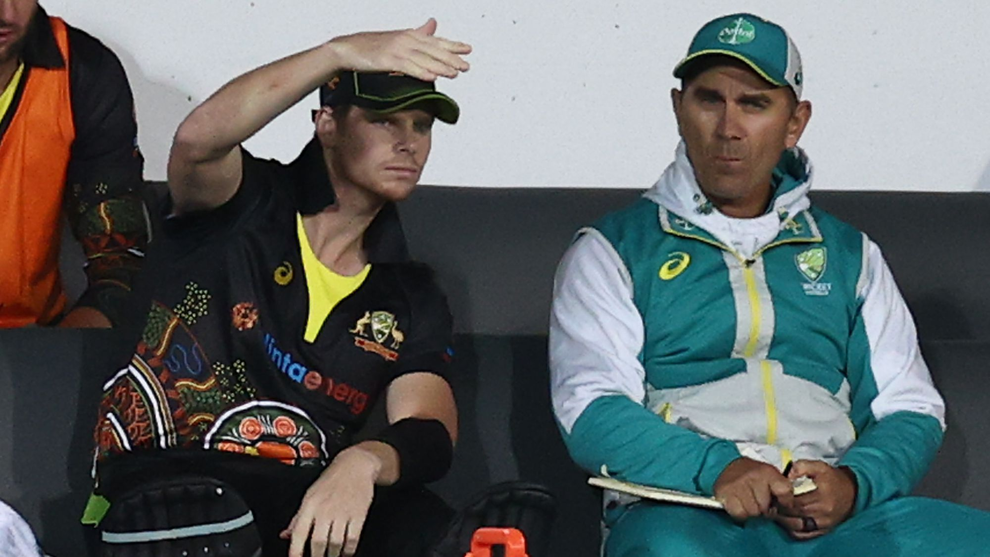 Why Steve Smith isn't Australian captain just yet, and what Justin Langer said to David Boon in Canberra