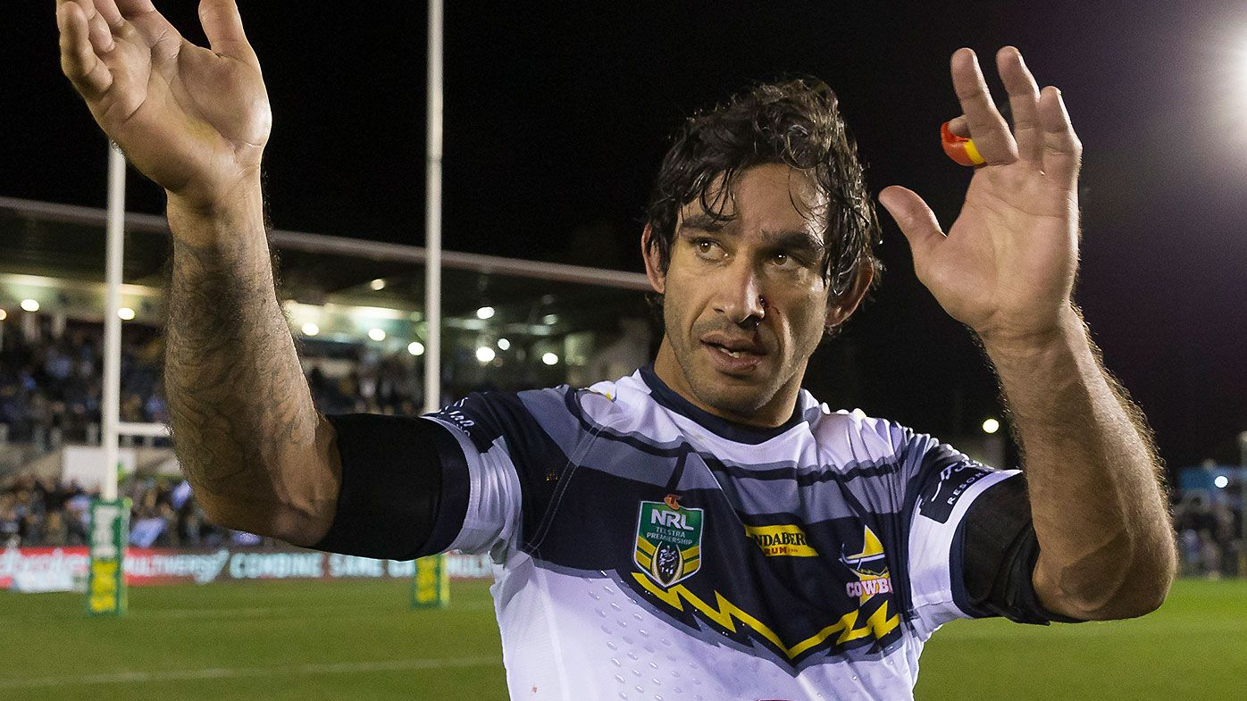NRL live stream: How to stream North Queensland Cowboys vs Parramatta Eels on 9Now