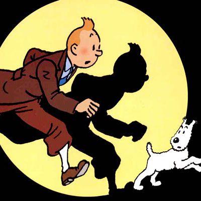 17: Tintin