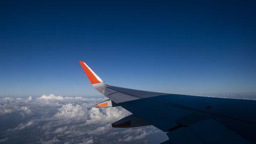 Generic plane, flight, Jetstar, Sydney airport. 19th January 2021 Photo Louise Kennerley