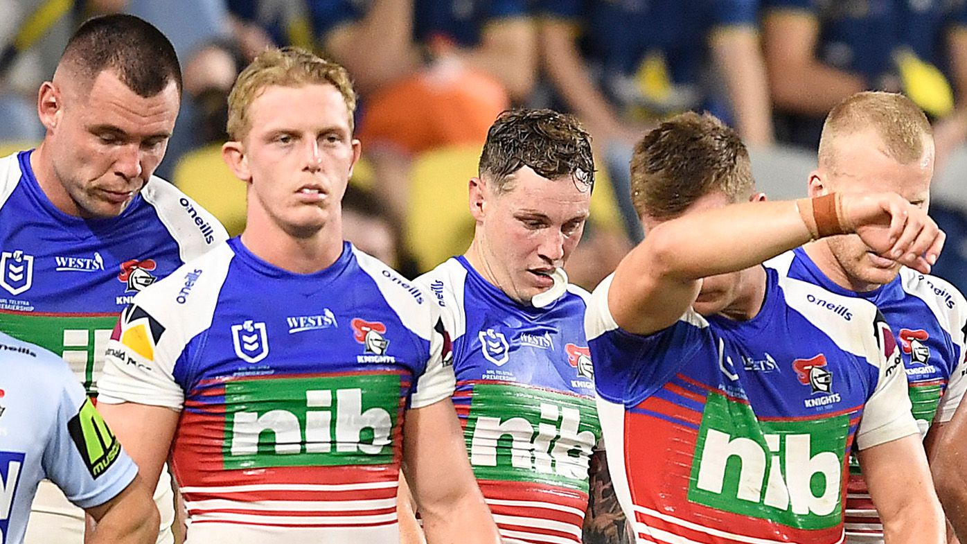 EXCLUSIVE: Talent pool too shallow for NRL to expand competition, Andrew Johns says
