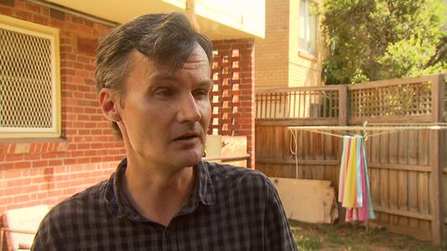 Disability pensioner Adam says he was attacked in an alleged home invasion.