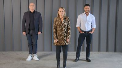 Neale Whitaker, Shaynna Blaze and Darren Palmer are back to cast their judgement on the teams' rooms.