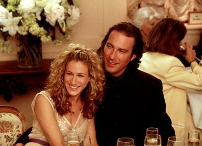 Carrie Bradshaw, Aidan, Sex and the City
