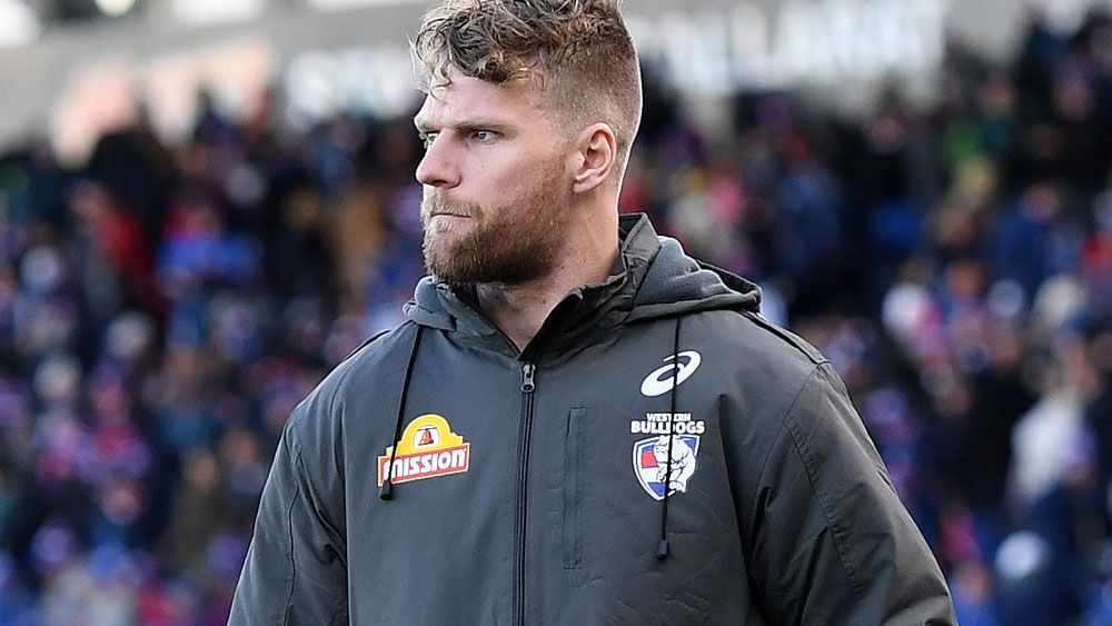 Western Bulldogs' Jake Stringer admits unlikely to return to club as trade impasse continues