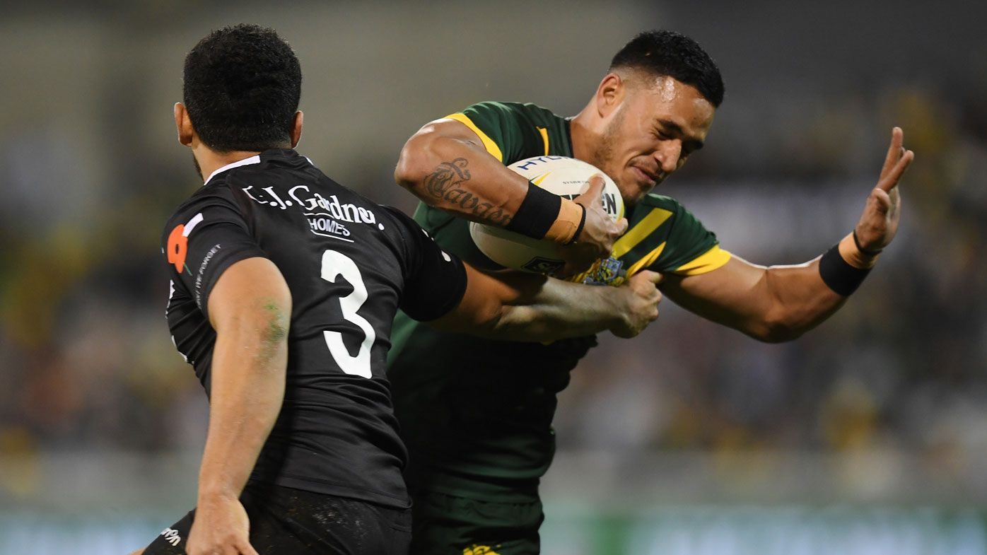 Valentine Holmes takes dig at Sharks following exit to chase NFL career