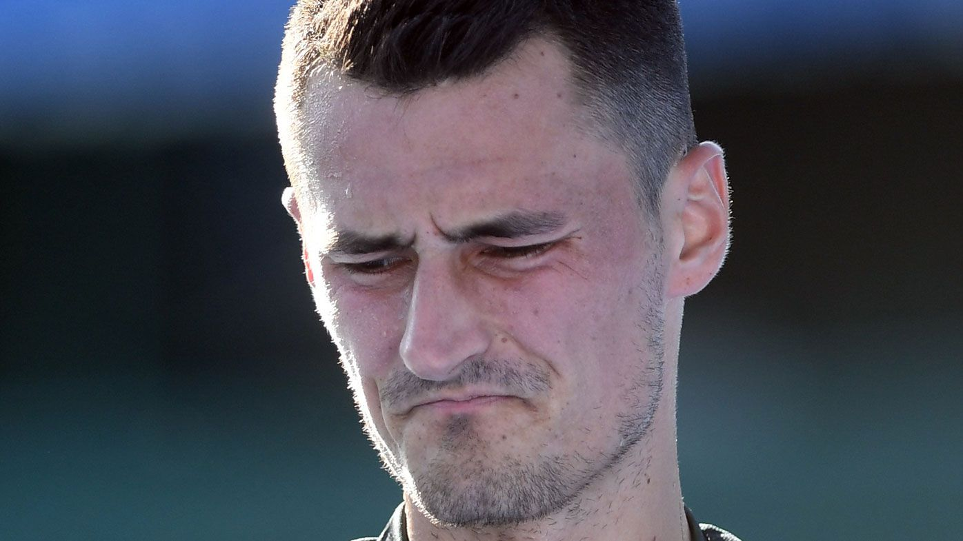 Bernard Tomic goes down in first round in second tier event