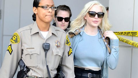 Watch: Lindsay Lohan sued by 'delusional' man who claims she might be a prostitute