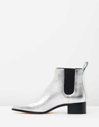 "Loeffler Randall Nellie boot, $569 at <a href=""http://www.theiconic.com.au/nellie-453936.html"" target=""_blank"">The Iconic</a>"