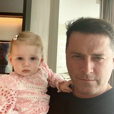 Karl Stefanovic and Jasmine Yarbrough: February 2021