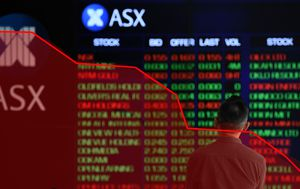 Aussie stocks slump to worst day in four weeks ahead of US election