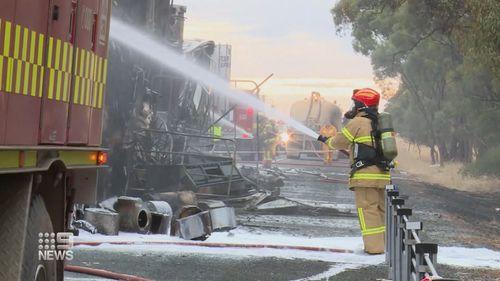 SA border truck crash victim