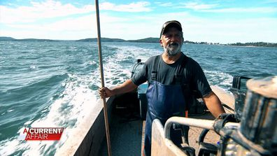 Fisherman John Alessi says being in the industry is the toughest its ever been.