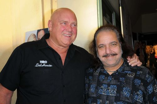 Dennis Hof was partying with porn actor Ron Jeremy when he died last month.