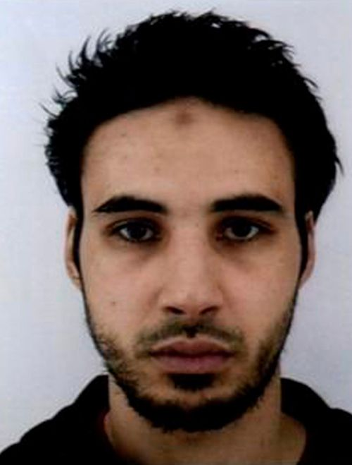 Cherif Chekatt, 29, was killed in the Neudorf/Meinau area of Strasbourg this morning.