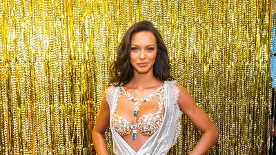 The Victoria's Secret fantasy bra is quite something