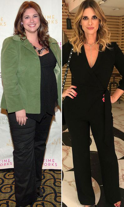MAFS 2021 Alessandra Rampolla 60kg weight loss before and after