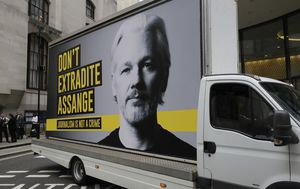 Julian Assange told to stop interrupting witnesses at UK hearing