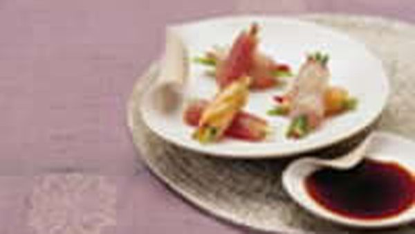 Sashimi Rolls