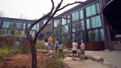 Wildlife retreat at Taronga Zoo
