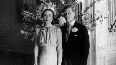 King Edward VII and Wallis Simpson