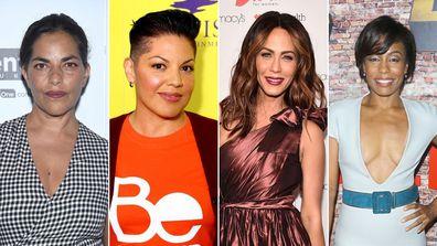 Sarita Choudhury, Sara Ramirez, Nicole Ari Parker and Karen Pittman join Sex and The City.