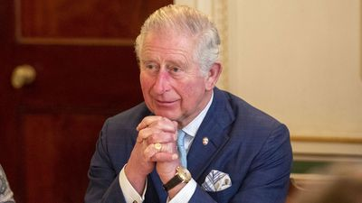 Prince Charles at Clarence House, December 2018
