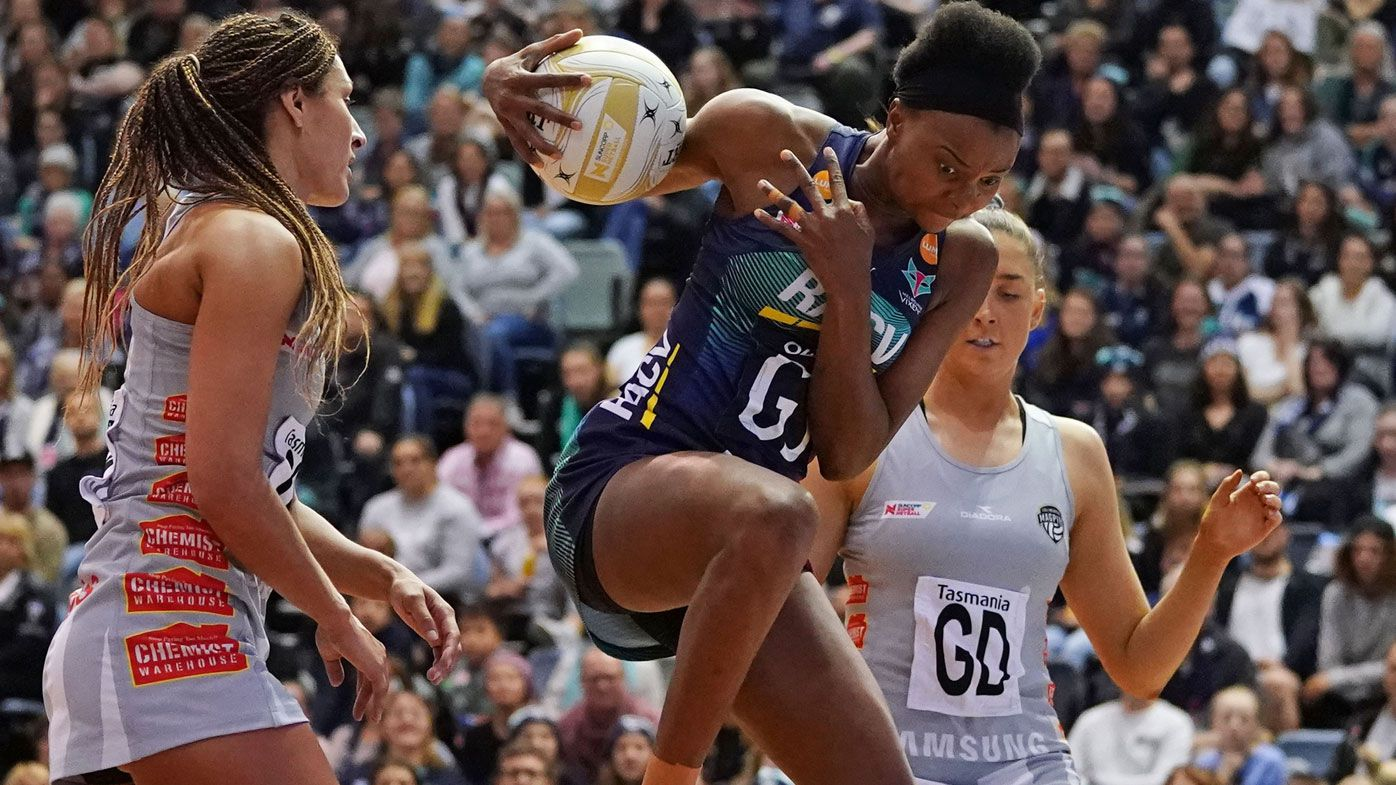 Melbourne Vixens into Super Netball prelim final